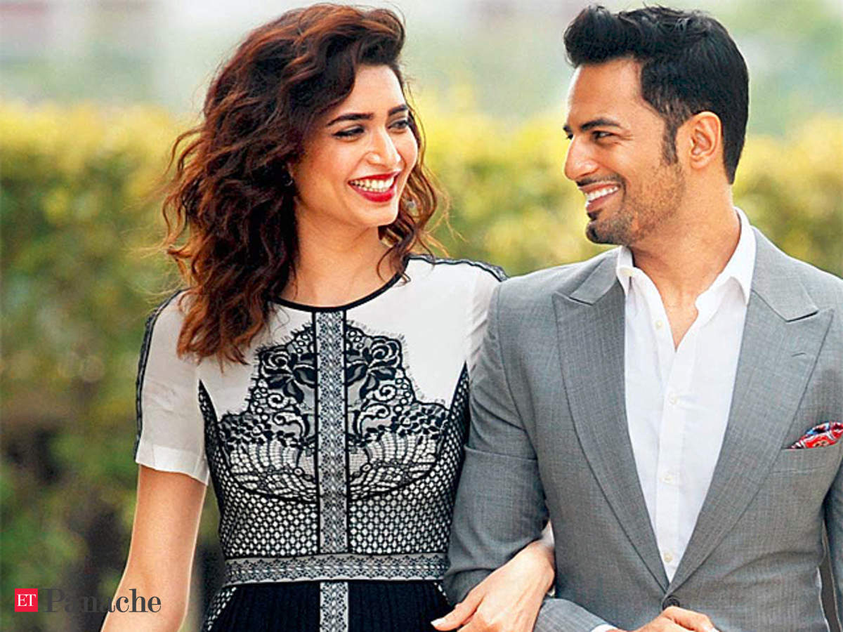 Karishma Tanna & Upen Patel to tie the knot in India & London - The  Economic Times