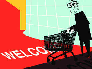 Goenka said the cost of acquisition for meragrocer.com is much lower than what it would have been to set up a greenfield operation for e-commerce.