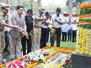 (Representative picture) Eastern Naval Command (ENC) held a wreath laying ceremony to mark 'Vijay Diwas'.
