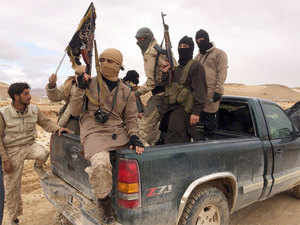 In pic: al Qaeda-linked Nusra Front fighters