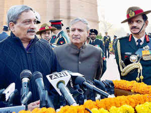 Parrikar's remarks were in departure from India's position as it has always maintained that it will not be able to overtly go against Islamic State terror group.