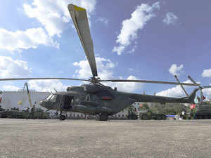 Russia reinforces Armenia base with attack, defence helicopters