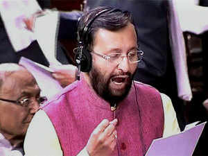 Replying to a question, Prakash Javadekar said greenhouse gas emissions from energy sector constituted 58 per cent, followed by electricity 37.8 per cent.