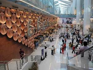 """""""The committee notes the various concerns expressed by the Delhi Police as regards the security at Delhi International Airport."""