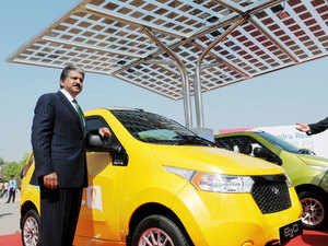 Mahindra Reva Electric Vehicles, a part of the $ 16.9 billion Mahindra Group, today said it plans to launch products in Europe next year.