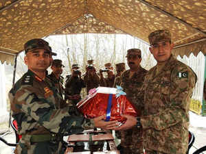 A Battalion Commander Level Flag Meeting between India and Pakistan army officers was held at Chakan-Da-Bagh in Poonch district.