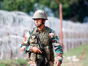 """In a first, government has decided to erect fencing along a """"sensitive"""" and notorious border patch between India and Bhutan."""