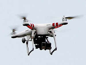(Representative picture) Drones have completed a minute aerial mapping exercise of Sohna town to create new age tools that will assist the administration.