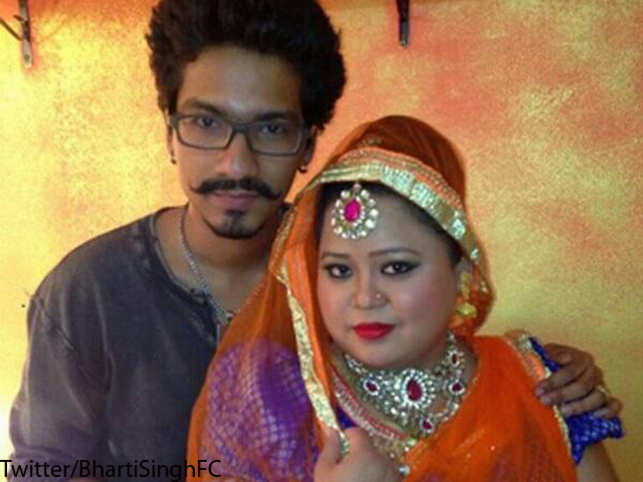 Bharti and Harsh first met during 'Comedy Circus', where Limbachiyaa was working as a writer.