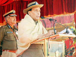 Rajnath Singh today asked the troops of border guarding force SSB to sharpen their snooping skills and ensure that terrorists are not able to carry out their nefarious anti-India designs.