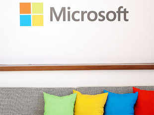 Microsoft has jumped right into the middle of the ongoing intense battle over Facebook's plan to provide some Internet services free of charge.