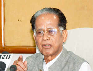 Chief Minister Tarun Gogoi's third consecutive term in office was hit by dissidence activity led by Sarmah who went on to resign from the Assembly.