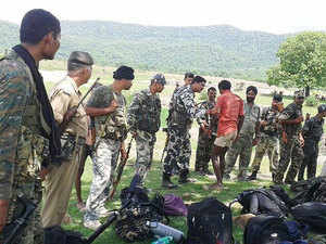 Bridging gap between forces and rebels, police gave credit to 1,500 villagers, who played a major role in persuading Maoists to join mainstream.