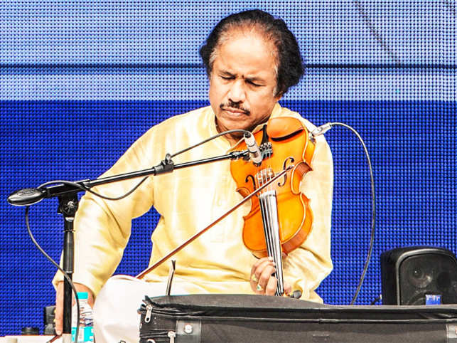 Amidst the raging debate on growing 'intolerance' in the country, violin virtuoso L Subramaniam takes a varying point of view.