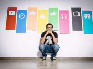 TVF was the first Indian content company to cross a million users on YouTube. Starting with comic content, TVF has graduated to serious content mostly recently with Pitchers, a Web series on startups.