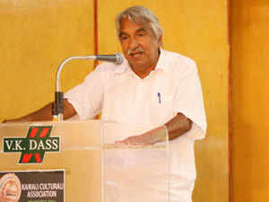 "Oomen Chandy said Kerala is witnessing investments worth thousands of crores of rupees in infrastructure projects due to the ""pro-investment policies"" of the Congress-led UDF government."