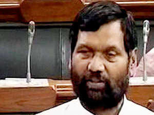"Union Minister Ram Vilas Paswan said today labels printed on food items should carry only ""expiry date"", and not ""best before"", which has no meaning."