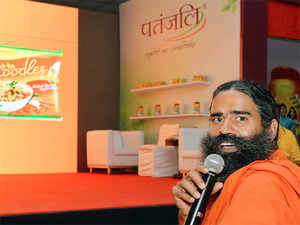 Patanjali, with more than 350 products ranging from noodles and biscuits to shampoo and toothpaste, is giving heads of consumer goods reason to sit up and take stock.