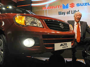 Alto is currently top selling passenger car in India, recording sales of 175,984 units between April and November 2015.