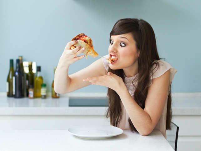 Eating at times normally reserved for sleep causes a deficiency in the type of learning and memory controlled by the hippocampal area of the brain.
