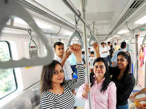 The Women and Child Development Minister also said  the ministry will request to DMRC to provide one reserved coach at both the ends of the trains, if possible.
