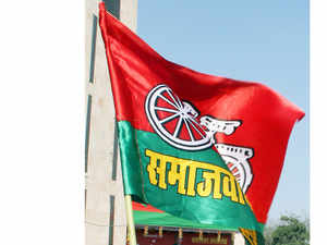 Samajwadi Party suspends MLA, expels 4 others for indulging in 'anti-party' activities during the panchayat polls.