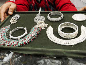 India is the biggest consumer of silver and is likely to end up importing a staggering 9,000 tonnes in 2015 which is nearly 1/3rd of the world's silver production.