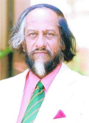 Rajendra K Pachauri