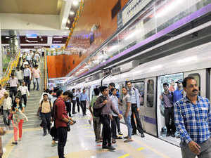 Delhi Metro trains will make 70 additional trips during the odd-even trial period to tackle an expected rush of passengers.