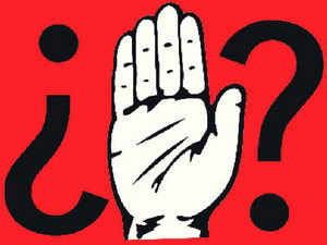 Hours after the Mumbai Congress claimed that it has sacked its Content Editor Sudhir Joshi for the lapse, Congress leaders told ET that Joshi's sacking was just an eyewash as he was not even an employee of 'Congress Darshan'.