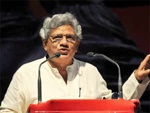 """Whatever Bengal committee feels about alliance, it will discuss that in January,""""Yechuri said on Monday, the second day of the five-day CPM plenum."""