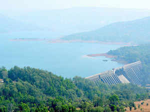 (Representative picture) Scanning of the upstream face of the dam to assess the condition of cracks in it which began on December 7 was completed on Saturday, an official said.