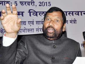 """""""They (Nitish and Lalu) countered it saying it will be 'Mangal Raj' (good rule). Now people have to decide whether it is Jungle Raj or Mangal Raj,"""" Paswan said."""