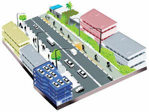 The Tamil Nadu government, which had sought time from the centre to has submitted its smart city plans because it was busy managing the floods in Chennai has now submitted plans for 12 smart cities in the state.