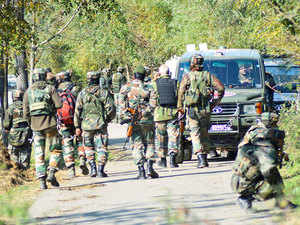 Top LeT militant Abu Qasim, who was involved in attack on Army Convoy in Srinagar two years ago, was among 100 terrorists killed in encounter with security forces in Jammu and Kashmir in 2015, the Army said here today.