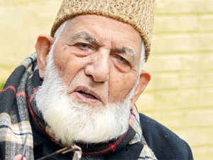 "Geelani has said that people should not take part in New Year celebrations as he claimed it was not part of the ""rich"" Kashmiri culture."