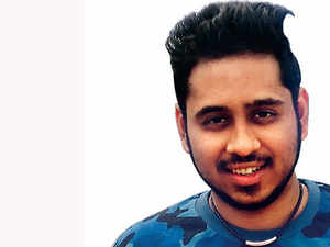 Bengaluru-based, 21-year-old, Ashrith Govind's tryst with technology began at the age of 10 when he created a portable power bank to charge his discman.