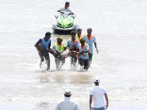 With peak tourist season due to New Year celebrations approaching, the tourism department is monitoring the situation on beaches as lifeguards in Goa go on a strike.