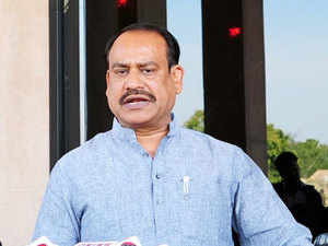 "Om Birla has claimed that researchers and scientists were getting ""high salaries"" but their work was not benefiting the farmers."