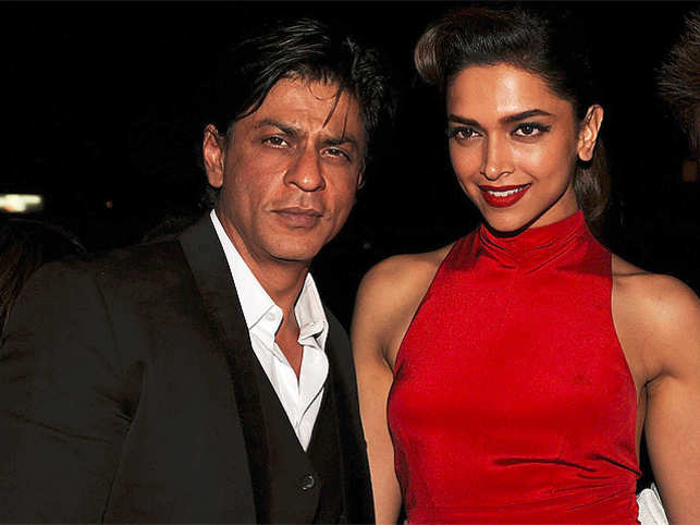 While 'Dilwale' ensures SRK's top berth, Deepika remains at the number one spot due to the buzz surrounding 'Bajirao Mastani'.