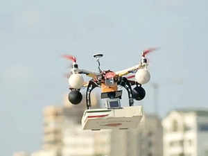 """There are """"serious issues"""" with drone operations and the government is in the process of drafting guidelines for its civilian use."""