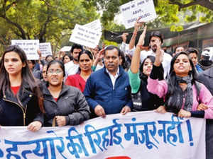 The juvenile convict's release on December 20 perhaps galvanised lawmakers into giving their assent to the Juvenile Justice Bill two days later.