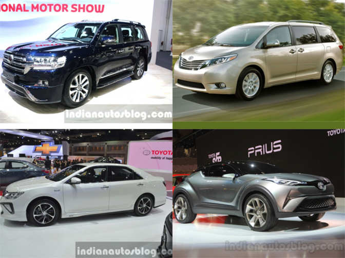5 Cars To Watch Out For From Toyota Before 2018 Five
