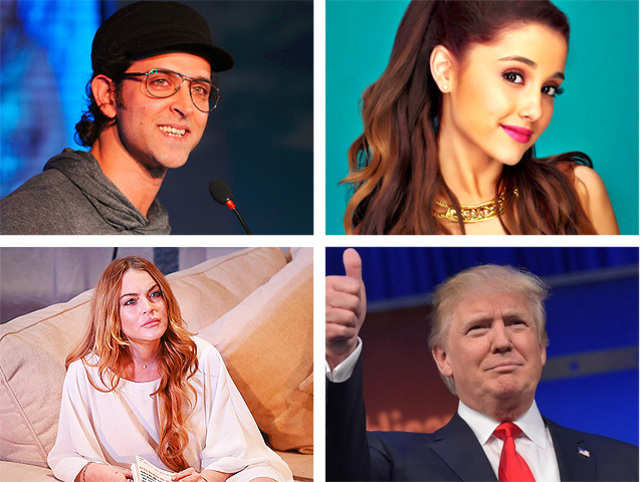 From Ariana Grande's rant to Donald Trump's nonsensical comments, all this actually happened this year. From Ariana Grande's rant to Donald Trump's nonsensical comments, all this actually happened this year.