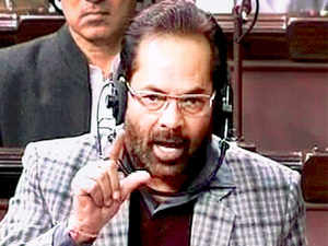 Naqvi said the AAP government should rather establish a good coordination with officers and public and work to fulfill the mandate given by the people.