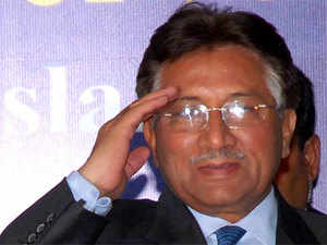 Pervez Musharraf's lawyer has sought pardon for the former Pakistan military ruler's role in the military operation that killed Baluch nationalist Nawab Akbar Khan Bugti in 2006, the son of the slain tribal leader claimed.
