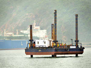 LNG Bharat, which is building an LNG terminal at Krishnapatnam Port in Andhra Pradesh along with related pipeline infrastructure, may offer stakes in two project-specific companies it has floated to global equipment suppliers. (Representative image)