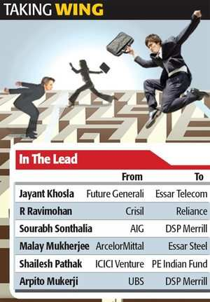 How to cope with lay-off |  Top 10 cos hiring |  Opportunity in adversity