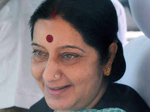 External affairs minister Sushma Swaraj has received 80 gifts, mostly in the form of sarees, watches, artefacts, pens, carpets, accessories and crockery.
