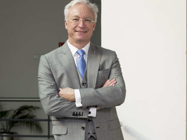 Dress Code Mercedes Benzs New India Ceo Has Just Bought His First
